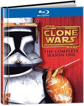 Star Wars The Season 1 (Blu-ray)
