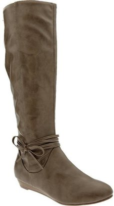 Old Navy Women's Bow-Tie Boots