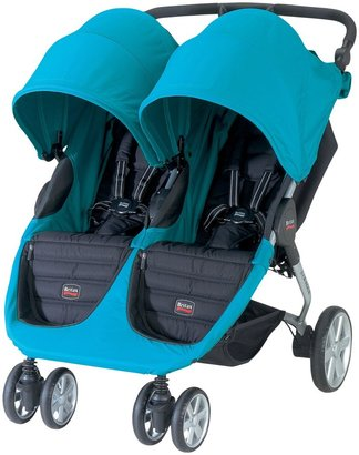 Britax B-Agile Double Stroller - Peacock