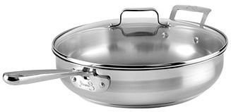 Emerilware Emeril by All-Clad Stainless Steel 5 Qt. Covered Saute Pan
