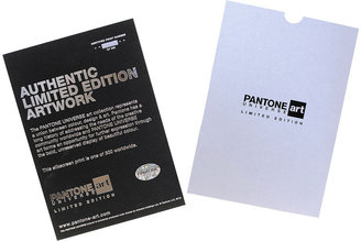 Pantone Universe Art Limited Edition Pink 813