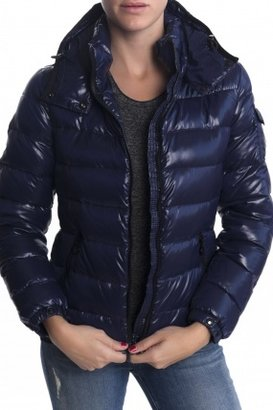 Moncler Bady Puffer Jacket Blue