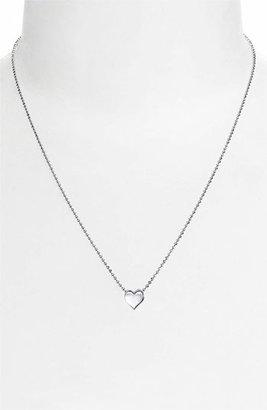 Alex Woo 'Little Vegas' Heart Pendant Necklace