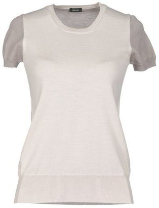 Zanone Short sleeve sweater