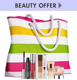 Clinique Yours for $34.50 with Any Purchase