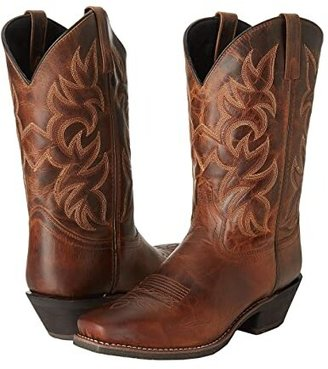Laredo Breakout (Rust Distressed) Cowboy Boots