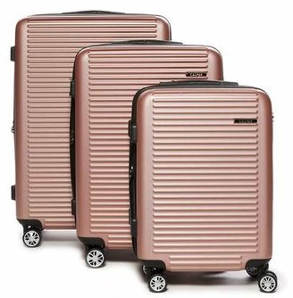 CALPAK LUGGAGE Tustin 3-Piece Spinner Luggage Set