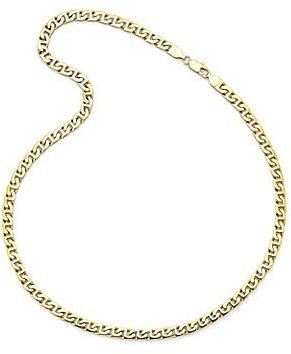 "Gucci Chain, 24"" Yellow Stainless Steel"