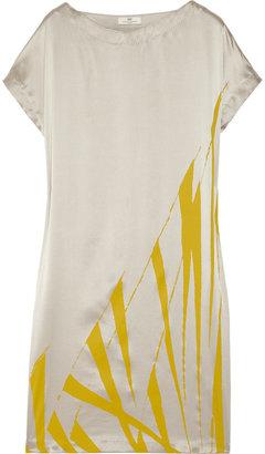 DAY Birger et Mikkelsen Ava printed silk-satin dress