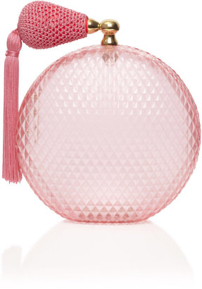 Charlotte Olympia Pink Scent Clutch