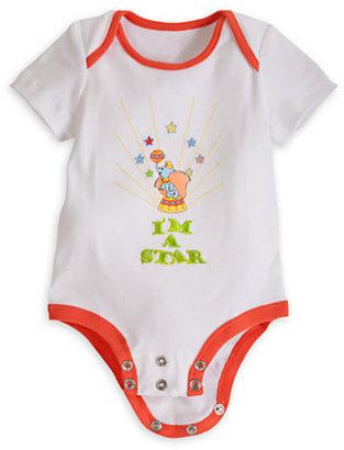 Disney Dumbo Cuddly Bodysuit Set for Baby