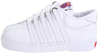 K-Swiss Classic™ Leather Tennis Shoe Core (Infant/Toddler)