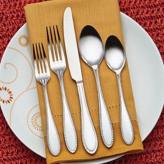 Rachael Ray pinwheel 18/10 stainless steel 20-pc. flatware set