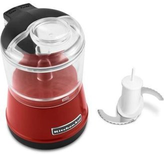 KitchenAid 3.5-Cup Food Chopper in Empire Red