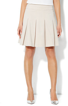 New York & Co. Pleated Skirt