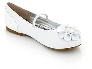 "Kenneth Cole Reaction Girls' ""Dip Drop"" Shoe - White"