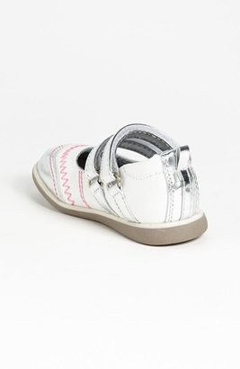 Laura Ashley Double Strap Mary Jane (Walker & Toddler)