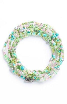 Me to We 'Rafiki - Food' Beaded Convertible Bracelet