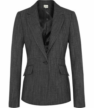 Reiss Millie ONE BUTTON TAILORED JACKET