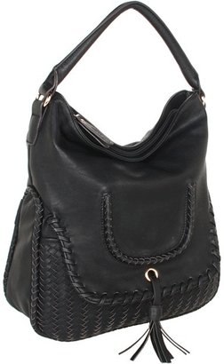 Melie Bianco Bradided (Black) - Bags and Luggage