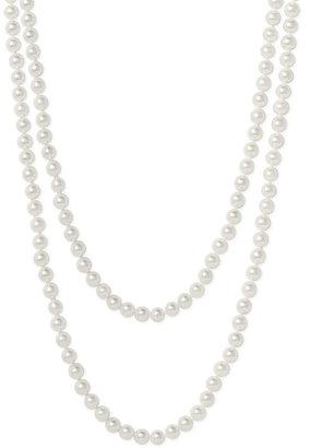 Mastoloni Akoya Baroque 7mm Pearl Long Strand Necklace