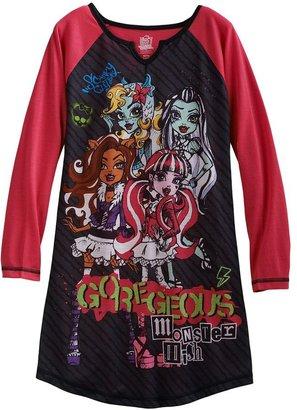 Monster high nightgown - girls