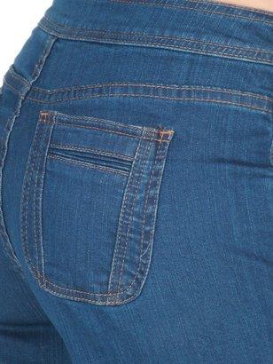 Blank NYC Hi Rise Wide Leg With Zipper