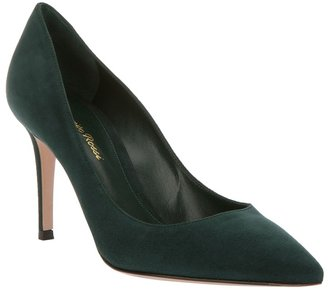 Gianvito Rossi Pointed pump