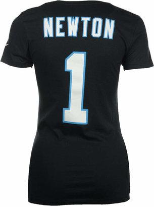 Nike Women Cam Newton Carolina Panthers Player Pride T-Shirt