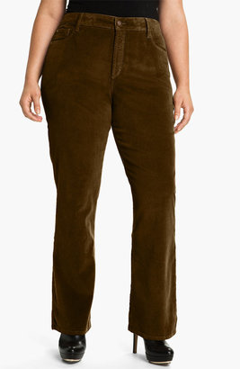 Not Your Daughter's Jeans NYDJ 'Barbara' Bootcut Corduroy Pants (Plus)