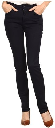 NYDJ Jade Legging in Super Stretch Denim in Marine (Marine) - Apparel