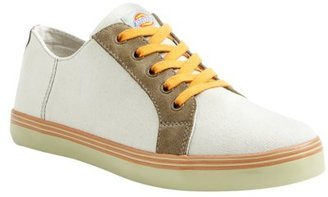Dickies Men's Two Tone Sneaker - White