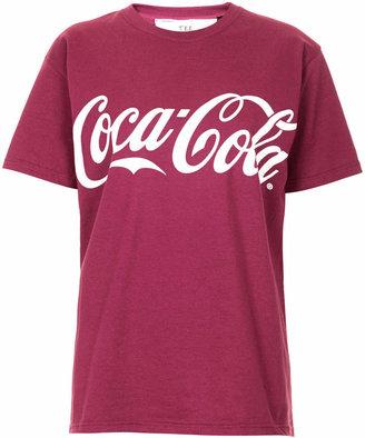 Topshop Tee & cake Tee and cake Coca cola t-shirt