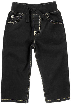 Gymboree Pull-On Black Denim Jean