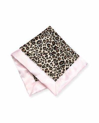 Swankie Blankie Cheetah-Print Security Blanket, Plain