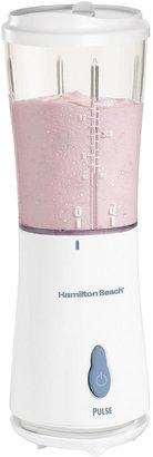 Hamilton Beach Single-Serve Blender + Travel Lid