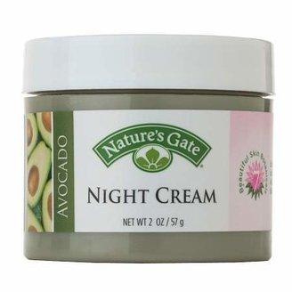 Nature's Gate Night Cream Avocado