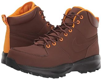 Nike Manoa Leather (Fauna Brown/Fauna Brown/Fauna Brown) Men's Lace-up Boots