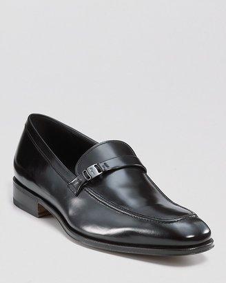 Salvatore Ferragamo Destin Loafers $780 thestylecure.com