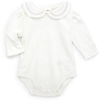 Hartstrings Infant's Embroidered Bodysuit
