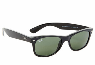 Ray-Ban New Wayfarer Sunglasses $140 thestylecure.com
