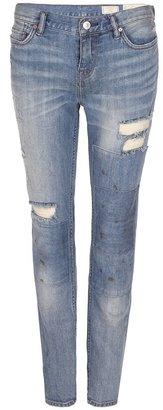AllSaints Patch Casey Jeans