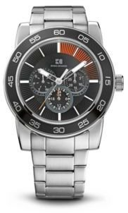 Hugo Boss HO303 Chronograph Stainless Steel Bracelet Strap Watch One Size Assorted-Pre-Pack