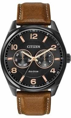 Citizen Mens Eco Dress Strap Watch