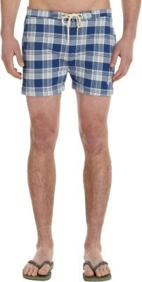 Gant Plaid Board Shorts