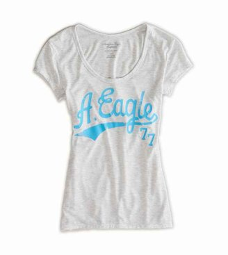 American Eagle AE Signature Graphic T-Shirt