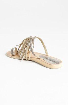Cocobelle Fringe Sandal