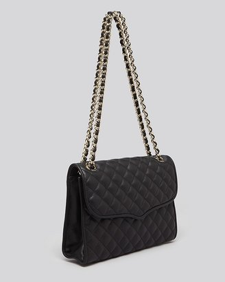 Rebecca Minkoff Shoulder Bag - Quilted Affair with Gold Tone Hardware