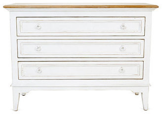 Grayson Dresser, Distressed White