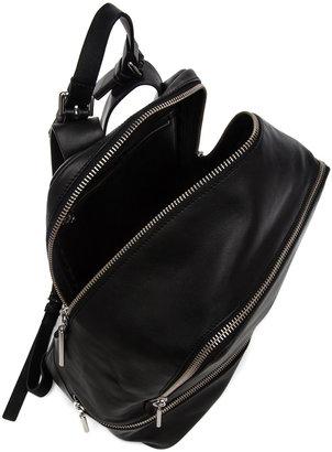 3.1 Phillip Lim Zip Around Back Pack in Black